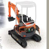 1.5 톤 Doosan Crawler  Mini  굴착기