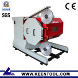 Horizontal와 Vertical Cutting를 위한 철사 Saw Machine