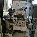 Máquina barata Ck6150t do torno do CNC do balanço do metal 500mm da alta qualidade