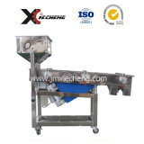 Vibrating linear Screen Separator para Powder Granule Vibrating Sieve