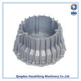 Peças de automoção em alumínio fundido para cobertura do motor
