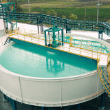 Gold Ore Mining Plant를 위한 광업 Thickener