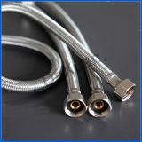 Conducto galvanizado extremo del metal flexible del borde del NPT del bramido 1