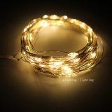 Nieuwste Christmas Party fonkelt LED Mini koperdraad String Lights