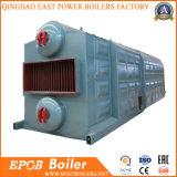 Carbone per caldaie pieno della grande fornace, acqua calda industriale di legno e caldaia a vapore
