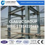 Armazém inoxidável/oficina padrão modulares da estrutura do frame de aço