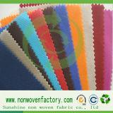 다채로운 비 길쌈된 폴리프로필렌 직물