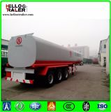 3 Eje de vacío del tanque de agua del aceite semi remolque cisterna de combustible Remolque Transporter