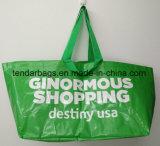 Sacchetto di Tote tessuto pp fatto dal sacchetto di Ikea Style