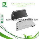 36V 13Ah batería de litio de bicicleta eléctrica con el CE, RoHS