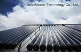 新式のヒートパイプのガラス管の太陽熱コレクター(EN12975)