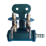 Основание и модулирующая лампа чугуна для газовых горелок
