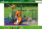 Комплекты игры качания зрелищности малышей Kaiqi для напольной спортивной площадки