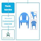 Produits de moulage par injection en plastique personnalisés Chaise pliée en plastique
