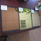 Vidrio aislador de la venta del vidrio caliente del amarillo para la pared de cortina
