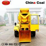 Dieselmotor 1cbm Gemotoriseerde Concrete het Mengen zich Vrachtwagen