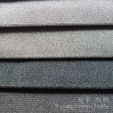 Tissu cationique de velours de textile à la maison de capitonnage pour des couvertures de sofa