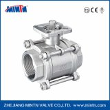 물 처리를 위한 Mintn 벨브 스테인리스 압축 공기를 넣은 통제 액추에이터 공 벨브