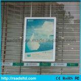 Innen-Plakat-Rahmen des LED-dünner hellen Kasten-LED für Bildschirmanzeige