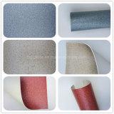 Hersteller-bester Preis haltbarer Belüftung-Vinylfußboden-wasserdichter lamellenförmig angeordneter Bodenbelag