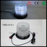 White Color LED Beacon Warning Lights with Magnetic