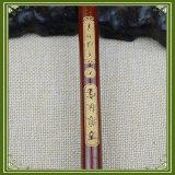 Clinquant d'estampage chaud personnalisé/clinquant chaud chaud transparent d'estampage de clinquant/d'estampage couleur multi pour le crayon lecteur
