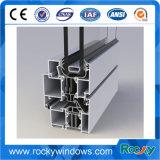 Brown anodisierte Aluminiumfenster-Profile für sauberen Raum