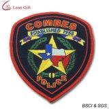 최신 판매 자수 기장 경찰 자수 패치 (LM1580)