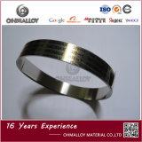 Биметаллическая пластинка Ohmalloy5j1480 для термостата нагрева электрическим током
