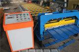 Rolo da telhadura do metal que dá forma à máquina para a folha de Ibr