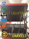 DMX512 haute énergie DEL Multi-Color Flood Light 400W