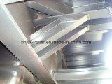 Груза коль Axle качества трейлер тележки Dumper благонадежного 3 BPW бортовой Собственн-Сбрасывая с бортовой стеной