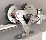 Шикарная стеклянная раздвижная дверь с более допустимый ценой (LS-SDS-505)