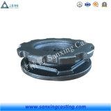 Ferro su ordinazione/pezzo fuso di alluminio/dell'acciaio inossidabile di sabbia