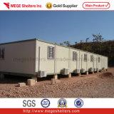 편평한 팩 사무실 사용법을%s 모듈 Prefabricated 콘테이너 집