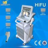 Hifu caldo Machine/High Intensity Focused Ultrasound Hifu per Wrinkle Removal/Hifu Face Lift