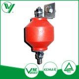 Schommeling van het Porselein van het Silicone van de hoogspanning de Elektrische Rem36kv aan 110kv