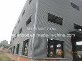 Acero de Strcuture de los talleres de la estructura de acero (enmarcados)