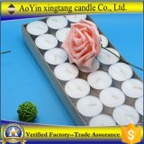 Vente en gros 100PCS scented Long Burning Tealight Candles