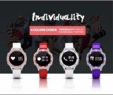 H6ダイヤモンドのIosのアンドロイドのためのスマートな腕時計スマートなバンド防水IP67ブレスレット