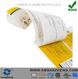 Risigillabile Facile-Aprire gli autoadesivi multistrato dei contrassegni della costruzione per le bottiglie farmaceutiche del pacchetto