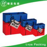 La vente en gros conçoivent le sac de papier de achat estampé