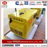 Générateur diesel diesel refroidi par air portable 186fa Engine