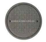 En124 표준 연성이 있는 무쇠 맨홀 뚜껑