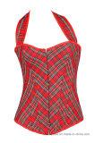 Женщины Slimming красные профилировщики корсета тренера шкафута Underbust Shaperwear
