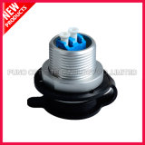 Wasserdichter IP67 PDLC Faser-Optikkabel-Ruggedized Verbinder