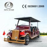 8 Seater Karre Golf-Laufkatze ElectricVan Classic Vintage