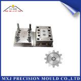 Moldeo por inyección modificado para requisitos particulares del pequeño engranaje helicoidal plástico de la precisión