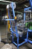 Il nylon lega Starching e la rifinitrice con un nastro (2 cilindri) (KW-705A)