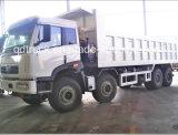 8X4 40 van de Op zwaar werk berekende van de Vrachtwagen FAW Ton Vrachtwagen van de Stortplaats